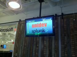 Big Data Splunk and Unidev