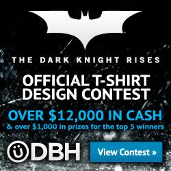 The Dark Knight T Shirt Design Contest
