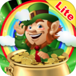 St. Patty's Day Over but Not for iTunes' Leapin' Leprechaun Lite iPad Game