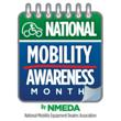 IMED Mobility Announces Participation in National Mobility Awareness...