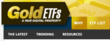 etf gold, gold investing