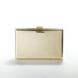 Jill Milan Art Deco Clutch luxury Italian made handbag in gold