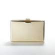 Jill Milan Art Deco Clutch in gold