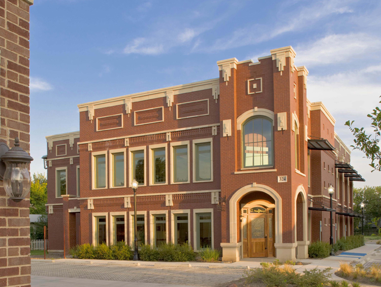 Texas Masonry Council Facade Grants Turn Bricks Into
