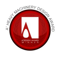 Heavy Machinery Design Award Announced