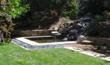 About Santa Fe Water Gardens: The company design services incorporate living ponds that provide water for gardens and landscape plants year round by capturing rain/snow runoff.