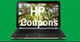 HP Laptop Coupons