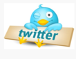 twitter, tweet, social icon, follow us