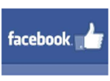 facebook, like us, social icon, get on the shelf