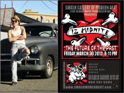12 Midnite, SMASH Gallery