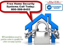 Revolutionary Home Security Systems Package from Elite Security Services Allows Households without Basic Telephone to Enjoy World Class Home Protection