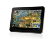Civilization V played on an Toshiba AT200 tablet with Splashtop Remote Desktop HD