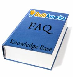 Light Bulb FAQ and Knowledgebase Book