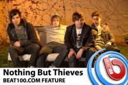 Nothing But Thieves on Beat100.com