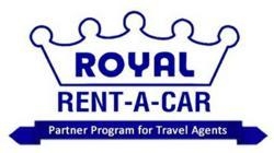 Royal Rent-A-Car Partner Program for Travel Agents