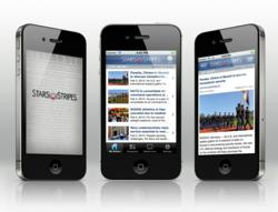 Stripes iPhone app