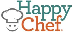 Happy Chef uniforms logo