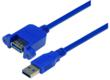 New USB 3.0 Mounting Option: Side-Flange Mount Cables