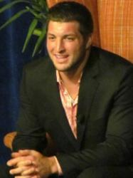 Tim Tebow Speaking Engagement