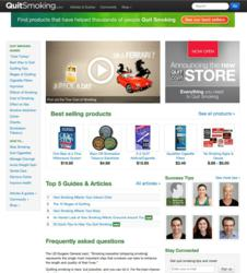 The Quit Smoking Store at QuitSmoking.com