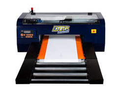 DTG Direct to Garment Printer