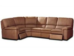 Jaymar 32100 Sectional Sofa with Power Recline