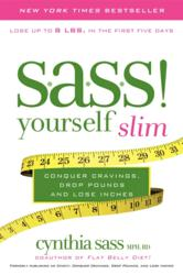 Jacket Image - SASS Yourself Slim by Cynthia Sass