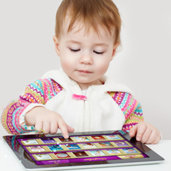 PlayTales Bookstore app for interactive children's books