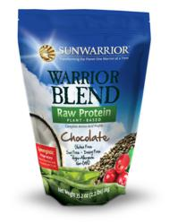 Warrior Blend Raw Vegan Protein Powder