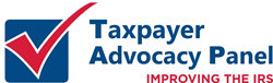 Taxpayer Advocacy Panel logo