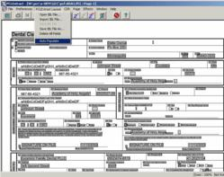 PCLExtract HVTO Text Extraction GUI Interface