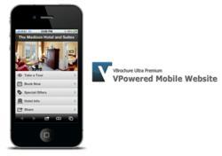 VFM Leonardo - VPowered Mobile Website