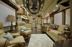 Custom Motor Coaches | Liberty Coach