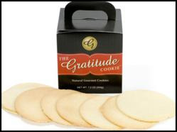 Gratitude Cookies by Zen Rabbit