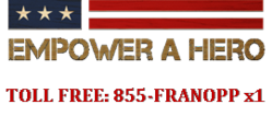 Empower A Hero offers retired or transitioning military the chance to be a business owner