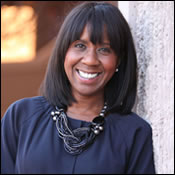 Nikki Jackson, Maricopa Community Colleges Vice Chancellor of Human Resoures