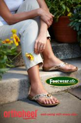 Free Shipping and No Tax on the new Spring 2012 Orthaheel styles.
