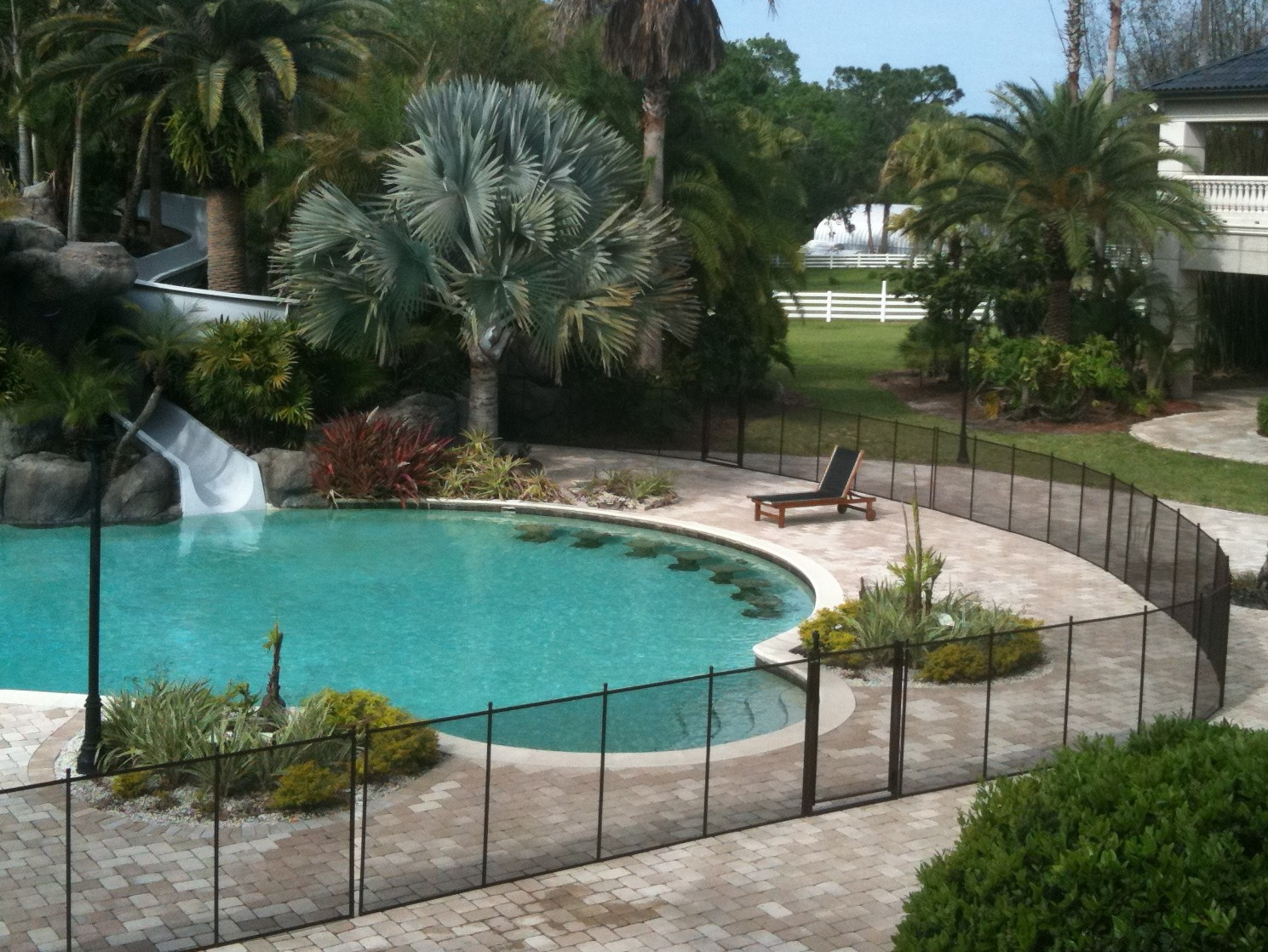 Pool safety fence company guard of tampa bay earns a