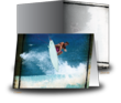 Surfing greeting cards