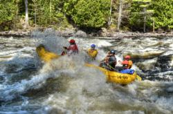Northern Outdoors Maine Raft Guide Training