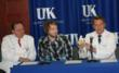 University of Kentucky Medical Center, Zack Poe, Dr. Charles Hoopes, Dr. Mark Plunkett, SynCardia, Total Artificial Heart, Freedom driver, heart failure, donor heart, heart transplant