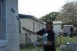 Senior Brand Manager of Pfister, Trent Harrington, helped renovate and repair several Orlando, Fla.  homes alongside other Rebuilding Together volunteers last month.