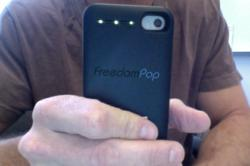 FreedomPop 4G iPhone Case