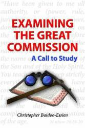 Examining The Great Commission,