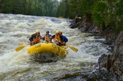 Kennebec River Maine Rafting - Northern Outdoors