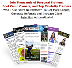 personal trainer email marketing