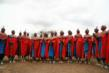 The opening ceremony of the Voss Foundation water project in Latawken, Kenya photo credit Rachel K.B. Troye