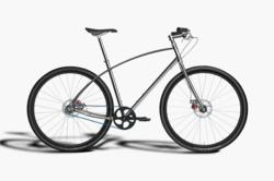 Budnitz Bicycles Stainless Steel Model No.3