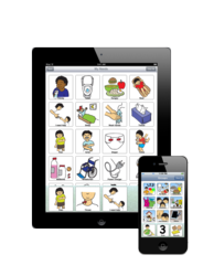 Picture AAC app for autism on iPad/iPhone/iPod touch