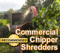 best commercial wood chipper, best professional wood chipper